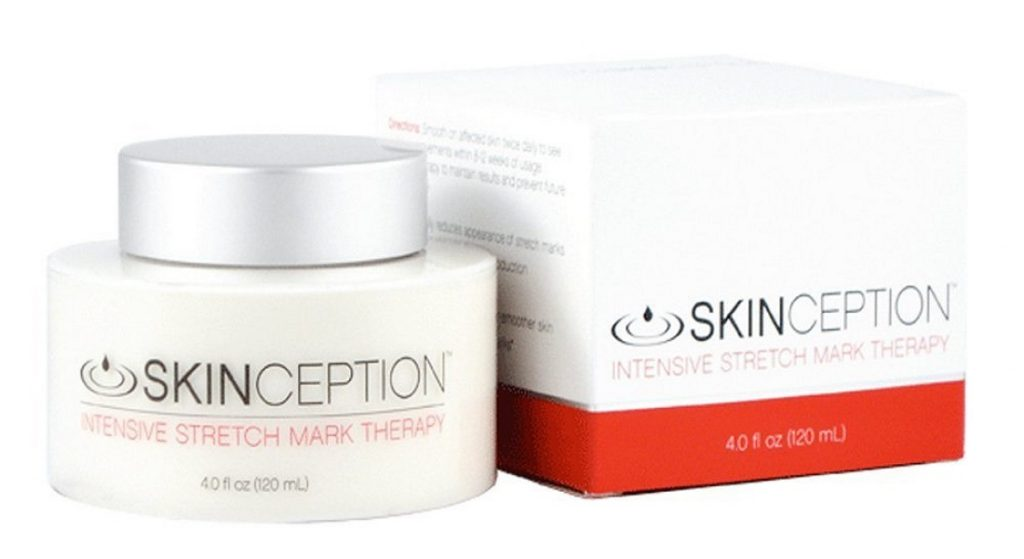 Skinception Stretch Mark Cream Review Intensive Stretch Mark Therapy